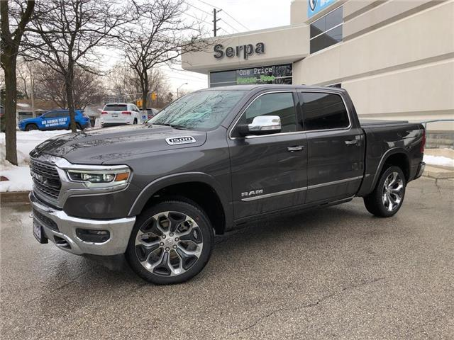 2021 RAM 1500 Limited (Stk: 212008) in Toronto - Image 1 of 20