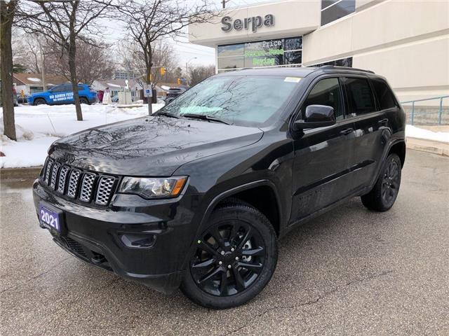 2021 Jeep Grand Cherokee Laredo (Stk: 214055) in Toronto - Image 1 of 22