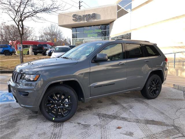 2021 Jeep Grand Cherokee Laredo (Stk: 214068) in Toronto - Image 1 of 21