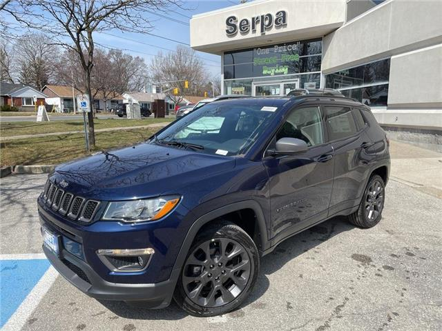 2021 Jeep Compass North (Stk: 214034) in Toronto - Image 1 of 19