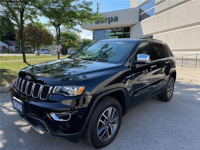 2021 Jeep Grand Cherokee Limited (Stk: 214024) in Toronto - Image 1 of 16
