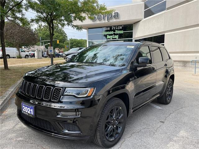 2021 Jeep Grand Cherokee Limited (Stk: 214114) in Toronto - Image 1 of 15