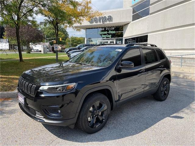 2021 Jeep Cherokee Altitude (Stk: 214115) in Toronto - Image 1 of 15
