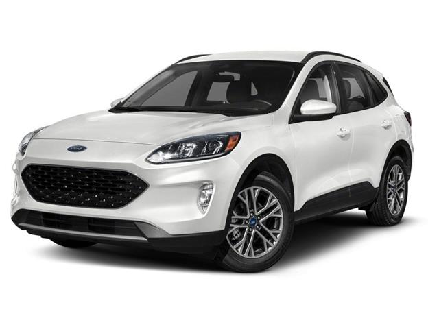 2021 Ford Escape SEL (Stk: M-543) in Calgary - Image 1 of 9