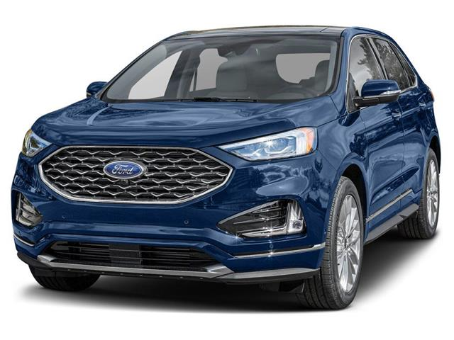2021 Ford Edge SEL (Stk: M-554) in Calgary - Image 1 of 1