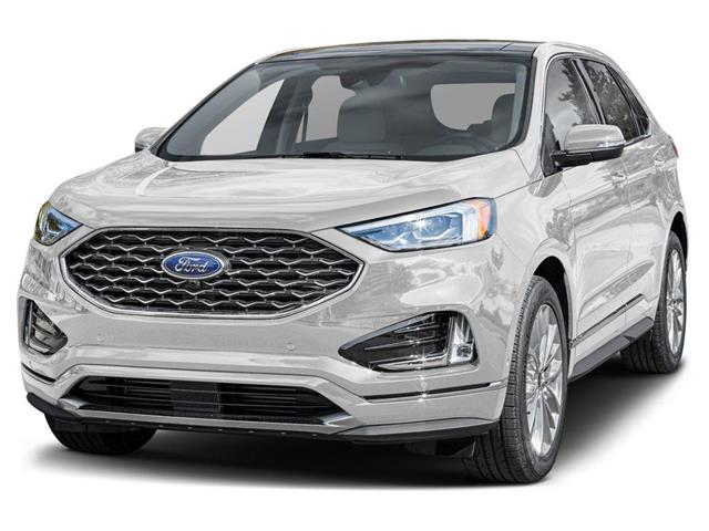 2021 Ford Edge SEL (Stk: M-555) in Calgary - Image 1 of 1