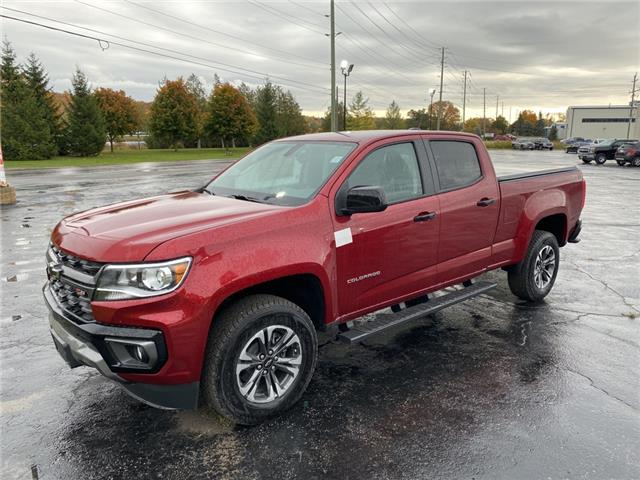 2021 Chevrolet Colorado Z71 (Stk: 21013) in Campbellford - Image 1 of 1