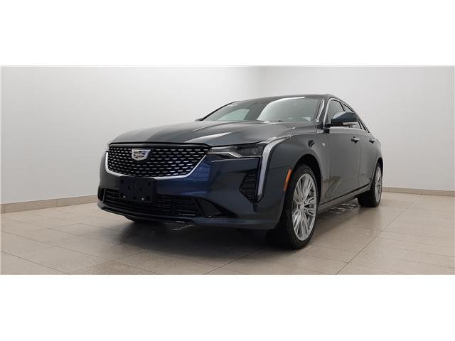 2020 Cadillac CT4 Premium Luxury (Stk: 01188) in Sudbury - Image 1 of 13