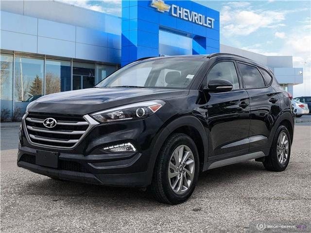 2018 Hyundai Tucson Premium 2.0L (Stk: F3AT2J) in Winnipeg - Image 1 of 27