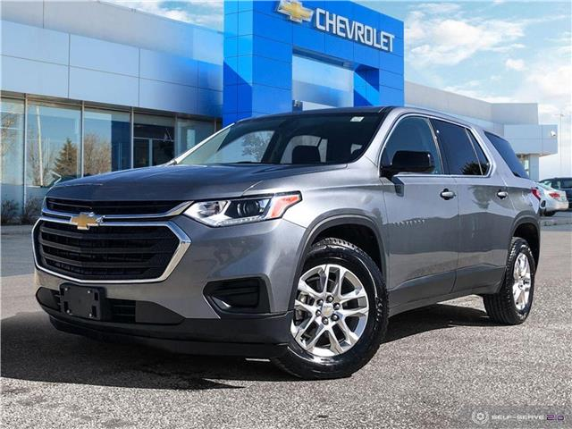 2019 Chevrolet Traverse LS (Stk: F3BPVY) in Winnipeg - Image 1 of 27