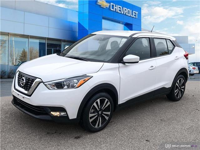 2019 Nissan Kicks S (Stk: F3KCRR) in Winnipeg - Image 1 of 26