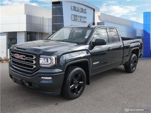 2018 GMC Sierra 1500 Base (Stk: F3KGCD) in Winnipeg - Image 1 of 26