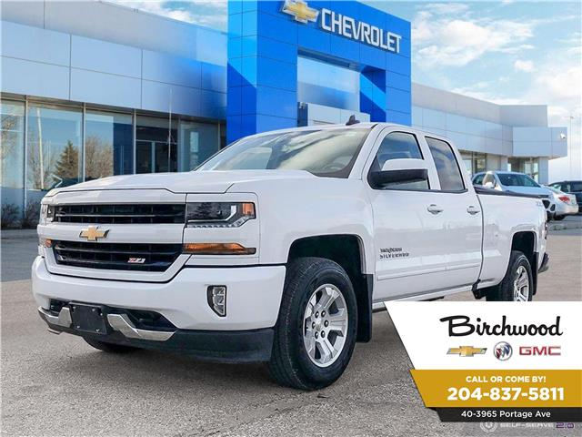 2018 Chevrolet Silverado 1500  (Stk: F3MK9E) in Winnipeg - Image 1 of 25