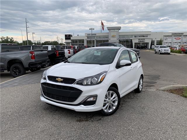 2021 Chevrolet Spark 1LT CVT (Stk: MC700931) in Calgary - Image 1 of 20