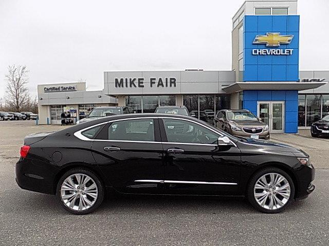 2020 Chevrolet Impala Premier (Stk: 20137) in Smiths Falls - Image 1 of 18