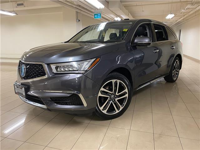 2017 Acura MDX Technology Package (Stk: AP3733) in Toronto - Image 1 of 33