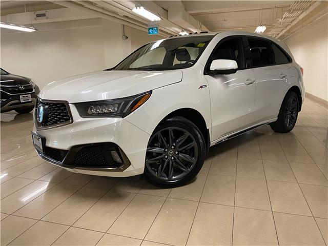 2019 Acura MDX A-Spec (Stk: M12868A) in Toronto - Image 1 of 31