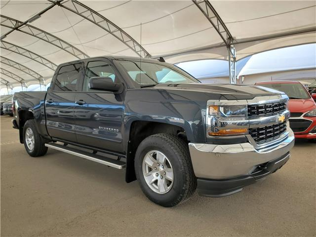 2017 Chevrolet Silverado 1500 1LT (Stk: 163258) in AIRDRIE - Image 1 of 26
