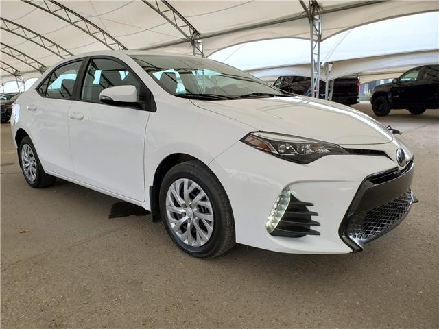 2019 Toyota Corolla SE 2T1BURHE0KC217378 186599 in AIRDRIE