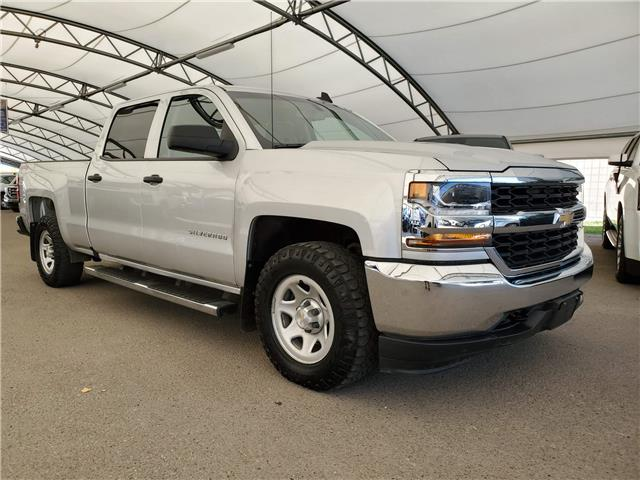 2018 Chevrolet Silverado 1500 LS (Stk: 186470) in AIRDRIE - Image 1 of 25