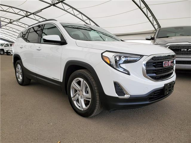 2020 GMC Terrain SLE (Stk: 186863) in AIRDRIE - Image 1 of 32