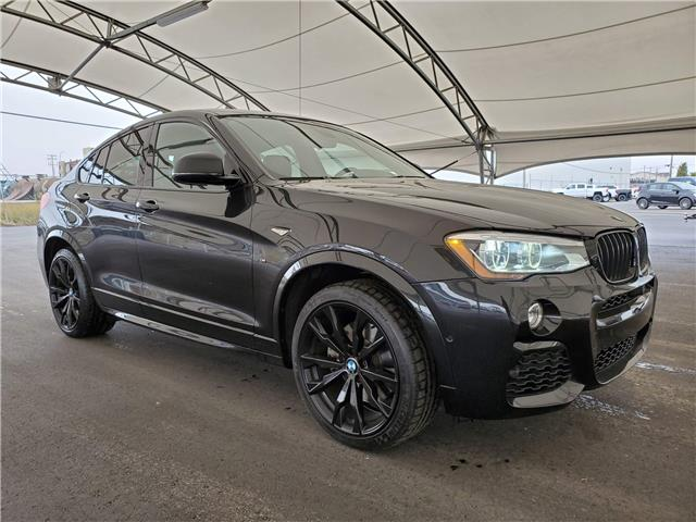 2017 BMW X4 M40i (Stk: 186451) in AIRDRIE - Image 1 of 34