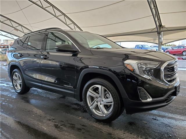 2020 GMC Terrain SLE (Stk: 186862) in AIRDRIE - Image 1 of 31