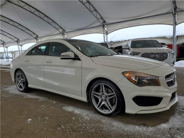 2016 Mercedes-Benz CLA-Class Base (Stk: 186601) in AIRDRIE - Image 1 of 32