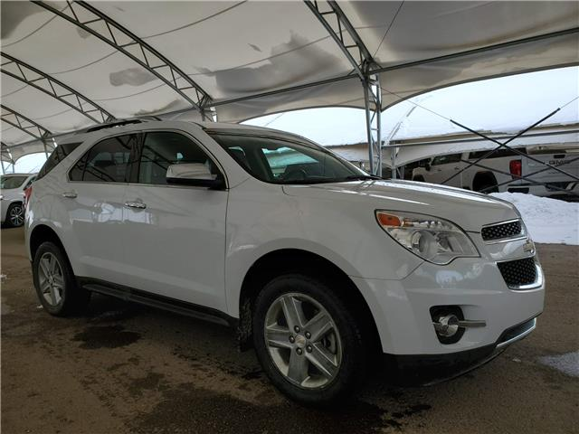 2015 Chevrolet Equinox LTZ (Stk: 132171) in AIRDRIE - Image 1 of 30