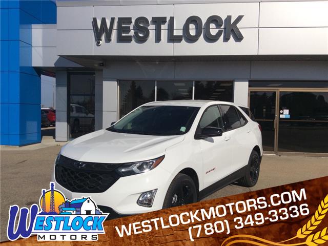 2020 Chevrolet Equinox LT (Stk: 20T10) in Westlock - Image 1 of 15
