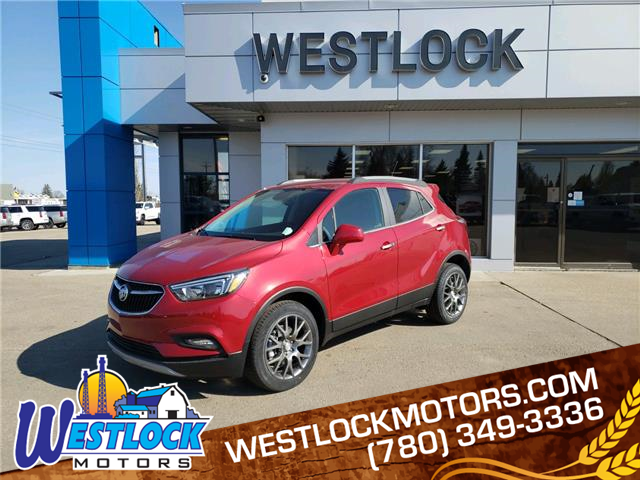 2020 Buick Encore Sport Touring (Stk: 20T37) in Westlock - Image 1 of 17