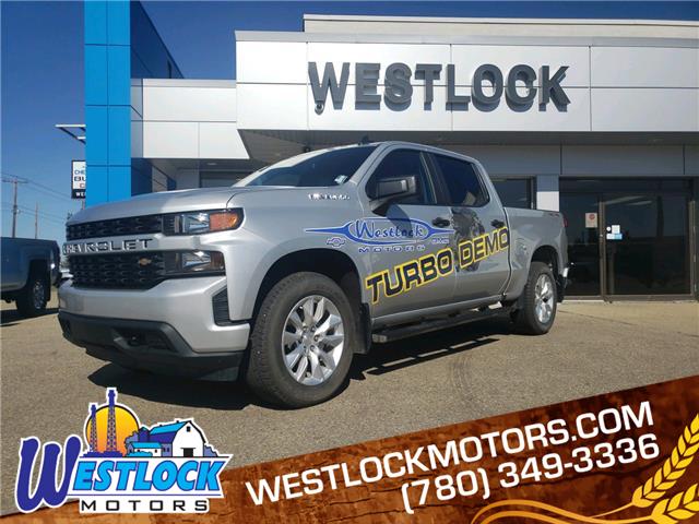 2020 Chevrolet Silverado 1500 Silverado Custom (Stk: 20T130) in Westlock - Image 1 of 14