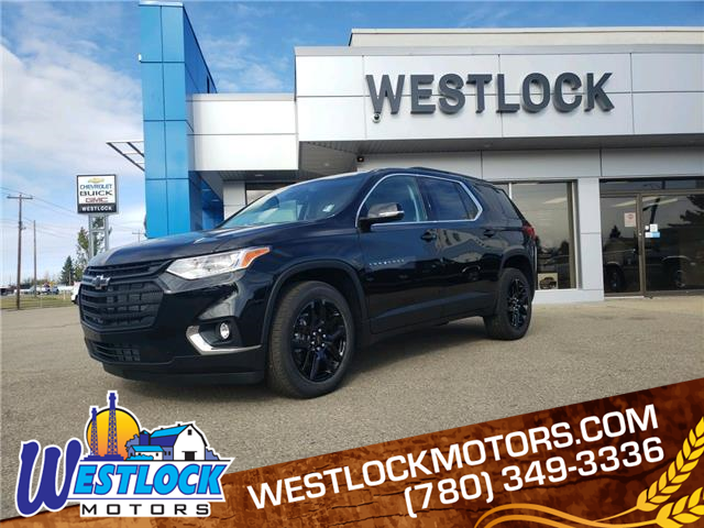 2020 Chevrolet Traverse 3LT (Stk: 20T217) in Westlock - Image 1 of 19