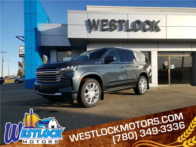 2021 Chevrolet Tahoe High Country (Stk: 21T8) in Westlock - Image 1 of 20