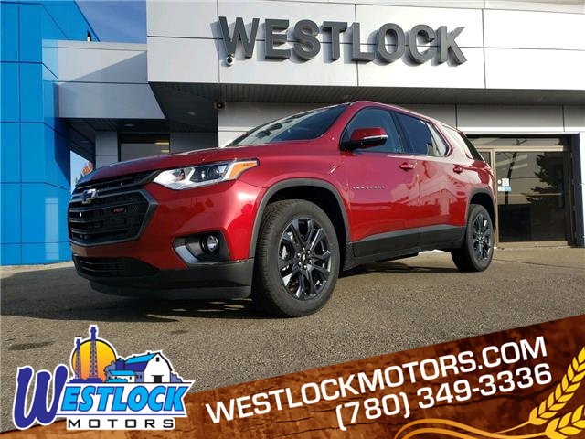 2020 Chevrolet Traverse RS (Stk: 20T231) in Westlock - Image 1 of 20