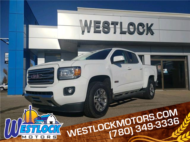 2017 GMC Canyon SLE (Stk: 21T4A) in Westlock - Image 1 of 15