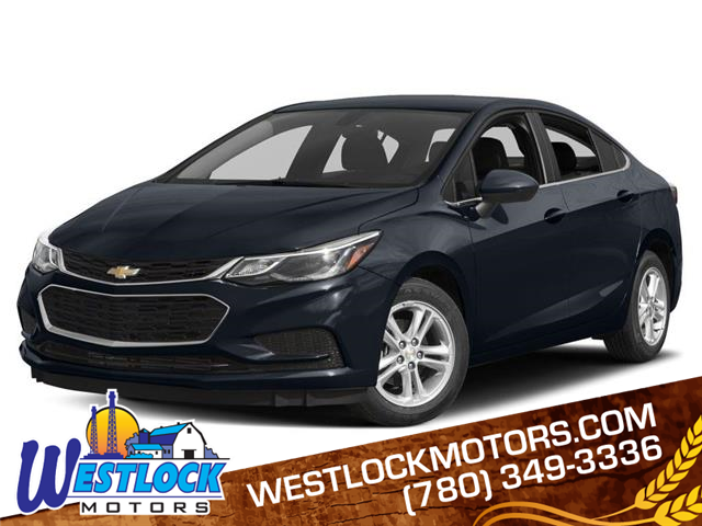 2016 Chevrolet Cruze LT Auto (Stk: 20T92A) in Westlock - Image 1 of 9