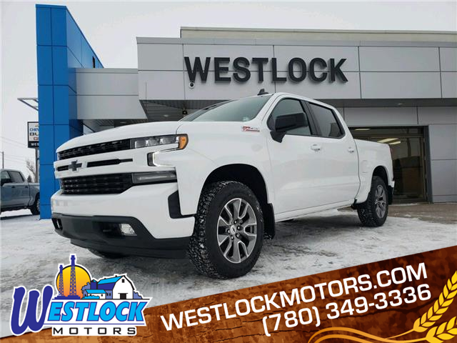 2021 Chevrolet Silverado 1500 RST (Stk: 21T20) in Westlock - Image 1 of 19