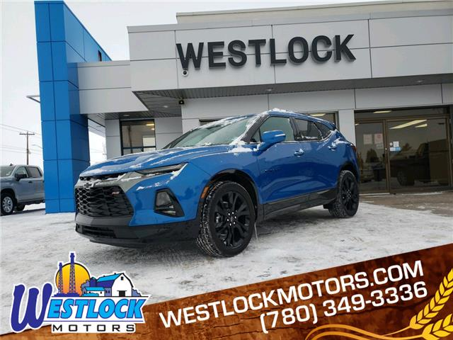 2021 Chevrolet Blazer RS (Stk: 21T7) in Westlock - Image 1 of 19