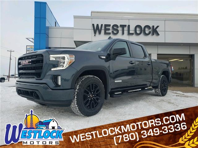 2021 GMC Sierra 1500 Elevation (Stk: 21T14) in Westlock - Image 1 of 20
