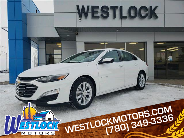2020 Chevrolet Malibu LT (Stk: 20C8) in Westlock - Image 1 of 16