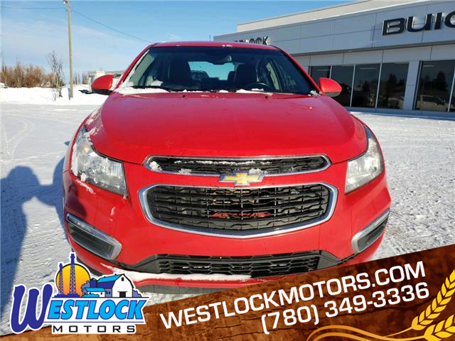2015 Chevrolet Cruze DIESEL (Stk: 19T25A) in Westlock - Image 1 of 16