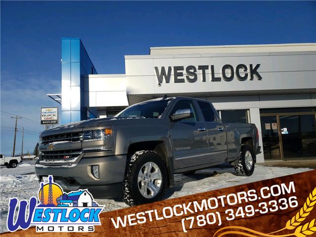 2017 Chevrolet Silverado 1500  (Stk: 20T166A) in Westlock - Image 1 of 19