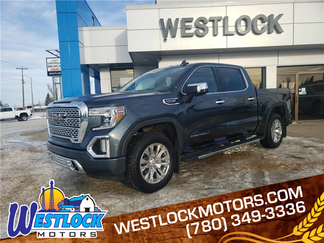 2020 GMC Sierra 1500 Denali (Stk: 21T30A) in Westlock - Image 1 of 20