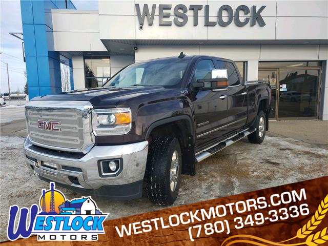 2016 GMC Sierra 3500HD SLT (Stk: 20T234A) in Westlock - Image 1 of 21