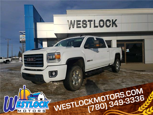 2019 GMC Sierra 3500HD SLT (Stk: 21T36A) in Westlock - Image 1 of 11