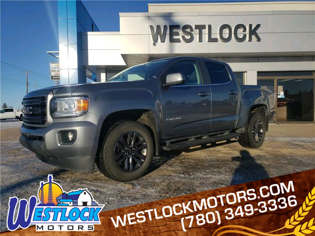 2019 GMC Canyon SLE (Stk: 20T176A) in Westlock - Image 1 of 16