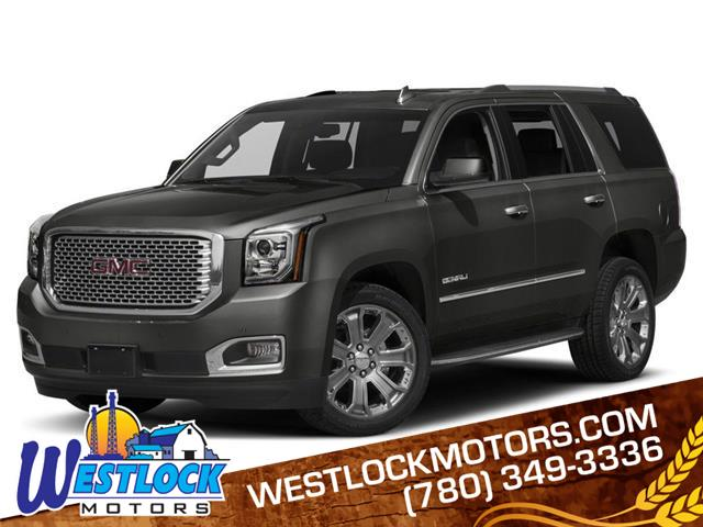 2018 GMC Yukon Denali (Stk: 21T55A) in Westlock - Image 1 of 9