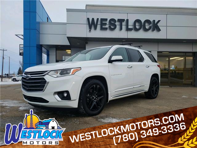 2018 Chevrolet Traverse Premier (Stk: T2024A) in Westlock - Image 1 of 22
