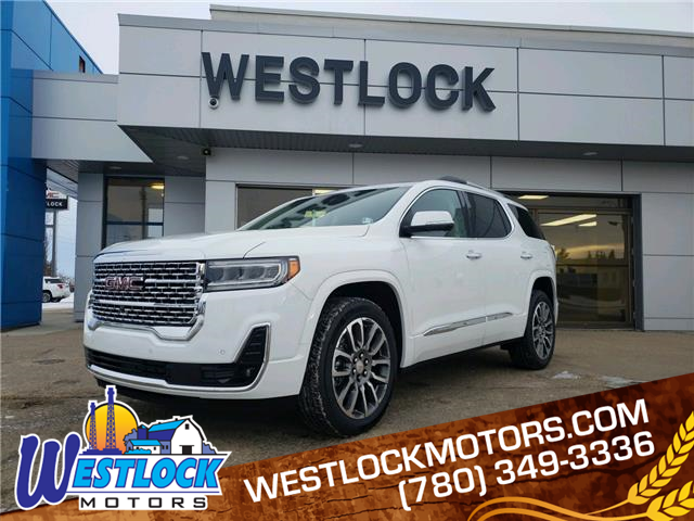 2021 GMC Acadia Denali (Stk: 21T56) in Westlock - Image 1 of 21